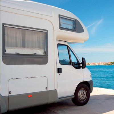 Private Vehicles - caravans